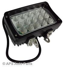 45W 15 LED Work Light Lamp Flood Beam Jeep Tractor 4X4 Truck Bright 12v 24v CE