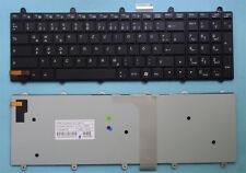 Tastatur Clevo P150EM P170EM P370EM P570WM P570 P370 Beleuchtung LED Keyboard