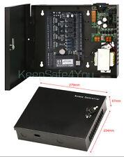 4 puertas panel de control de acceso C3-400 + fuente de alimentación Caja
