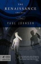 Modern Library Chronicles: The Renaissance : A Short History by Paul Johnson (2…