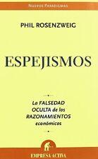 ESPEJISMOS (Nuevos Paradigmas) (Spanish Edition)