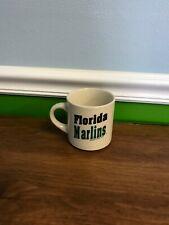 MLB Florida  Marlins Coffee Mug 1997