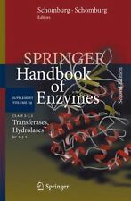Springer Handbook of Enzymes Ser.: Class 2-3. 2 Transferases, Hydrolases 9...
