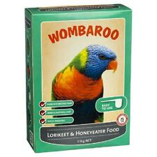 Wombaroo Lorikeet & Honeyeater Food