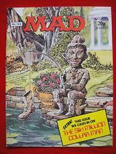 MAD MAGAZINE #166 ~ FEB 1976 ~ SIX MILLION DOLLAR MAN~DON MARTIN HUMOUR~SPOOF~PA