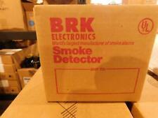 NIB BRK 2839ACWI-TH 120V Photoelectric Thermal Smoke Det. Fire Alarm (1191-19)