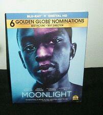 Moonlight Blu Ray US Import Region A