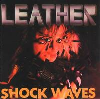 LEATHER (ex Chastain) - SHOCK WAVES (1989) Female Heavy Metal CD Jewel Case+GIFT