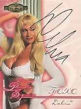 "WWF Championship Clash - DPS-D ""Debra"" Autograph Card"