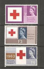 wbc. - GB - COMMEMS - 1963 - RED CROSS CONGRESS - UNMOUNTED  MINT