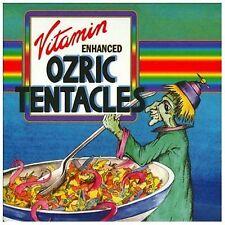 Vitamin Enhanced [2/4] by Ozric Tentacles (CD, Feb-2014, Snapper UK)