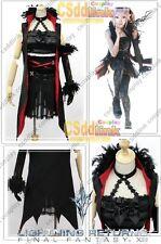 FinaFantasy Xiii Lumina Lightning Returns cosplay costume New version