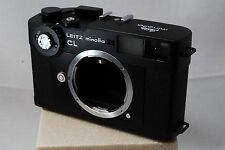 Leitz Minolta CL 35mm Rangefinder film Camera Body Excellent From Japan