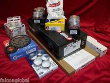 Buick 1986 87 231 MASTER Engine Kit FWD VIN B 3 pistons cam rings gaskets +
