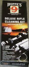 Hoppe's D17B Pistol Cleaning Kit For 17HMR 17REM 17 Centerfire Steel Rod Brushes