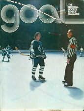1986 Goal Program: Los Angeles Kings VS.Toronto Maple Leafs & Newspaper articals