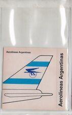 Aerolineas Argentinas Airline Emblem Sticker