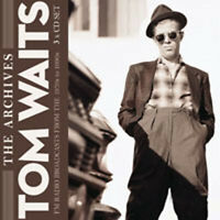 THE ARCHIVES (3CD)  by TOM WAITS  Compact Disc - 3 CD Box Set  BSCD6084