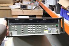 Fluke 6060A Syntesized Signal Generator WORKING