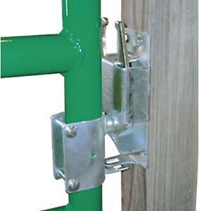 Co-Line Lockable 2-Way Gate Latch Brand New
