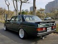 Mercedes Benz W123 & R107 Lester Rubber Spoiler, NOS, Super Rare!!