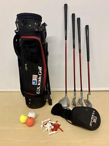 USKG US Kids Golf Junior Set / Ages 3-6 / Right Handed