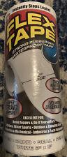 """1 Flex Seal TFSWHTR0805 Waterproof Repair Tape White 8"""" X 5'"""