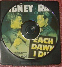 FILM NOIR 091: EACH DAWN I DIE (1939) William Keighley James Cagney George Raft