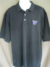 Cutter and Buck Washington Huskies Polo sz 2XL *NEW*