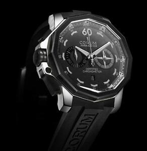 12,100$ Limited Edition Corum Admiral's Cup Chrono 50 LHS. 753.231.06/0371