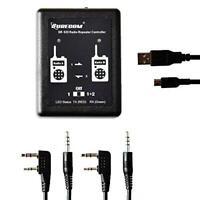 Surecom Mcbazel SR-629 2 in 1 Duplex Cross Band Radio Repeater Controller with