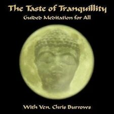 THE TASTE OF TRANQUILITY - CHRIS BURROWS  CD