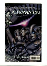 Automaton 1 . Image / Flypaper Press 1998 - VF