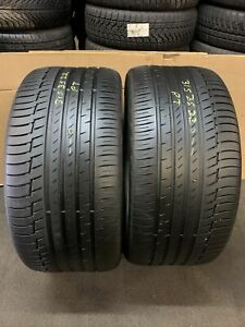 315 35 R 22 111Y XL Continental PremiumContact 6 SSR * Run Flat 2x Tyres 3153522