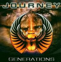 Generations,Ltd von Journey | CD | Zustand gut