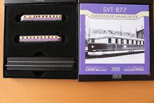 Atlas Minitrains 1:220: Fliegender Hamburger, SVT 877, OVP, Flyer