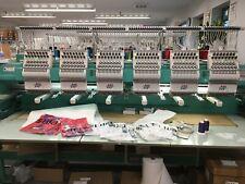 Tajima Tfmx-Iic1506-350 Standard Model Embroidery Machine