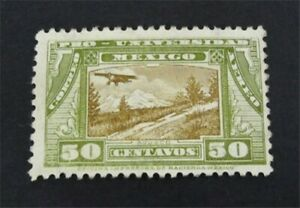 nystamps Mexico Stamp # C56 Mint OG NH $40   A30y636