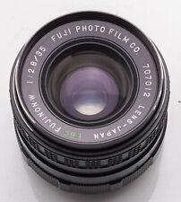 Fuji EBC Fujinon-W Fujinon 35mm 35 mm 1:2.8 2.8  - M42 Anschluss