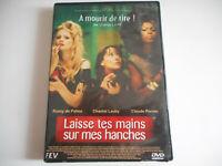 DVD - LAISSE TES MAINS SUR MES HANCHES -ROSSY DE PALMA / CHANTAL LAUBY