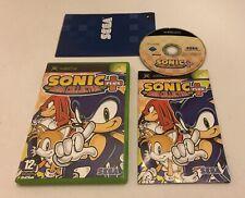 Sonic Mega Collection Plus Microsoft Original Xbox PAL Complete Sega