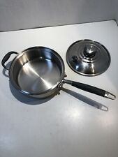 ROYAL PRESTIGE 1qt Sauce Pan/Pot 8in/20cm  Surgical Stainless Steel 9 Ply W/ Lid