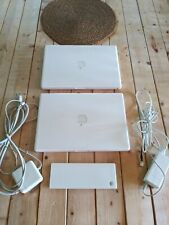 "Apple MacBook LOT OF 2 --A1181 Mid2006 Core Duo T2400 1.83GHz 13""2GB RAM 320GB--"