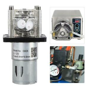 500ml/min 12V/24V Schlauchpumpe Peristaltikpumpe Dosierpumpe für Aquariumlabor❤