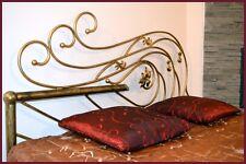 Handgeschmiedetes doppel metallbett Oasis 140 x 200 inkl. Lattenrost umsonst!!