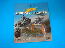 WWII WILLYS MB SCOUT JEEP LIGHTNING BRIGADE JOHNNY LIGHTNING JL