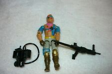 Vintage  GI JOE -ACTION FIGURE -.1986 - HASBRO