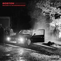 Boston Manor - Welcome To The Neighbourhood [CD]