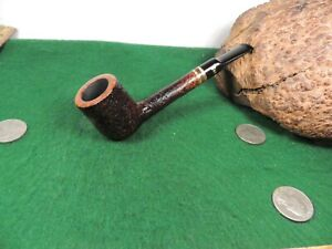 STANWELL BRASS BAND MODEL 98 LOVAT LONG BILLARD PERFECTLY BORE MINT CONDITION