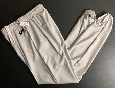 WAS $46.99 NWT! GK Elite CHILD GRAY GYMNASTICS COMPETITION STIRRUP PANTS CXL
